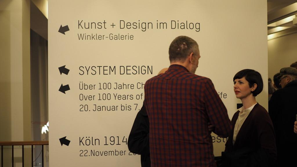 """MAKK : Eröffnung """"System Design"""""""